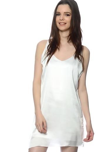 Six Crisp Days Elbise Beyaz